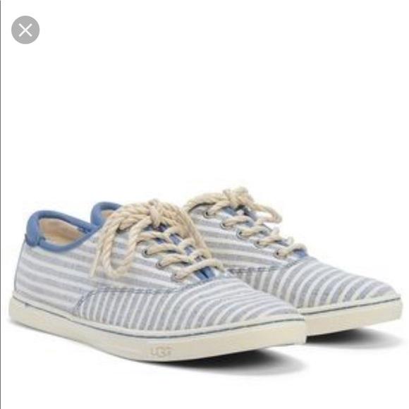 3d0bfacfed8 UGG Australia Eyan II Tennis Shoe